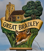 Great Bradley, Suffolk, England